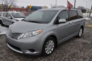 2016 Toyota Sienna LE AWD 7PASS.