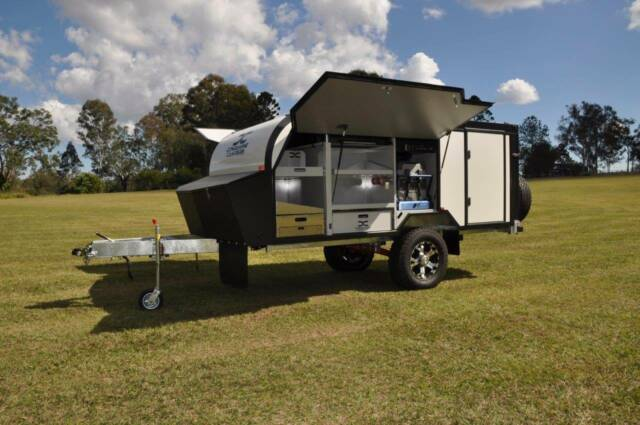 Brilliant  Manufacturers  Buy Camper TrailersOff Road Camper TrailersHard