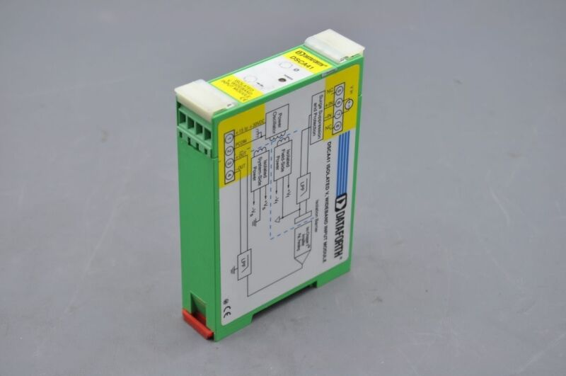 Dataforth DSCA41-02, Isolated Voltage Wide Bandwidth Input Signal Conditioner