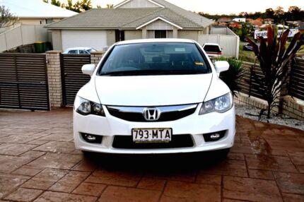 2009 Honda Civic Sedan Helensvale Gold Coast North Preview