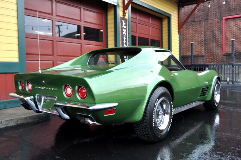 Image 3 Voiture American classic Chevrolet Corvette 1972