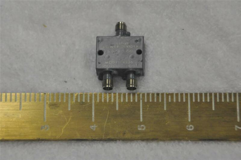 Narda 4326-2 6.0-18.0 Ghz Power Divider