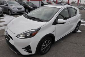 2018 Toyota Prius C Groupe Technologie  DÉMO LEATHER,GPS