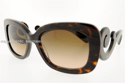 3df1984b9e42a ... top quality prada pr 27os pr27os 2au6s1 havana brown gradient authentic  sunglasses 9dd03 40da1