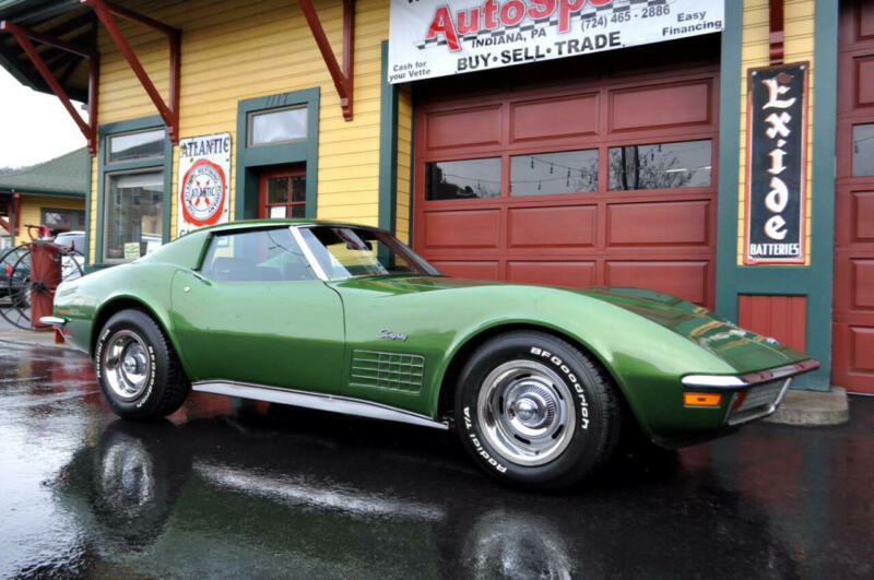 Image 2 Voiture American classic Chevrolet Corvette 1972