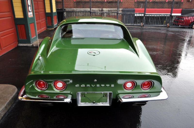 Image 4 Voiture American classic Chevrolet Corvette 1972