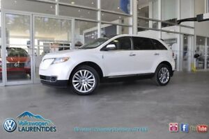 2013 Lincoln MKX GPS*PANO SUNROOF*MAGS*A/C*