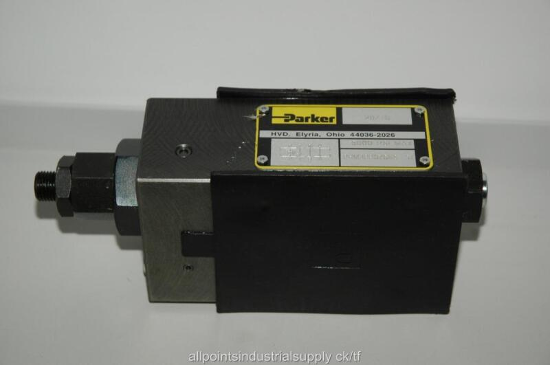 Parker PRM3PP07SNS Hydraulic Reducing Pressure Relief Valve - NOS