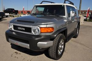 "2012 Toyota FJ Cruiser ''C"""" PKG ,ROOF RACK , SIDE STEP,COMPASS"
