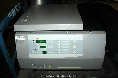 Jouan Br4i Br 4i 14000 Rpm Refrigerated Centrifuge S40 Rotor - Works Well
