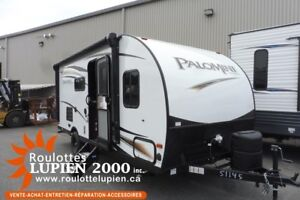 2019 Forest River PALOMINI 177BH