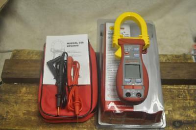 Amprobe Acd-15 Trms Pro 2000a Digital Clamp On Multimeters New