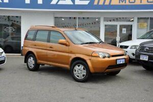 2001 Honda HR-V 4WD Gold 1 Speed Constant Variable Wagon