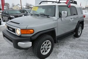 "2012 Toyota FJ Cruiser ''C"" PKG ,ROOF RACK , SIDE STEP,COMPASS"