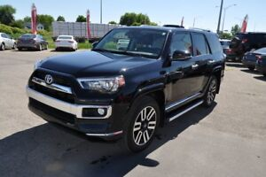 2018 Toyota 4Runner LIMITED 7 PASS. *DÉMO*