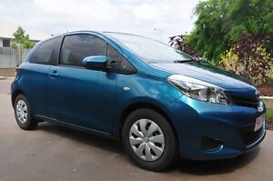 2012 Toyota Yaris Hatchback Bushland Beach Townsville Surrounds Preview