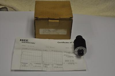 Weinschel 34-20-34 Bi-directional Coaxial Attenuator 4ghz 20db 25w