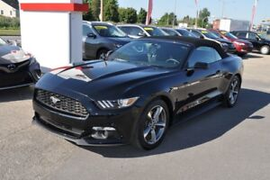 2016 Ford Mustang V6 CONVERTIBLE 15600KM