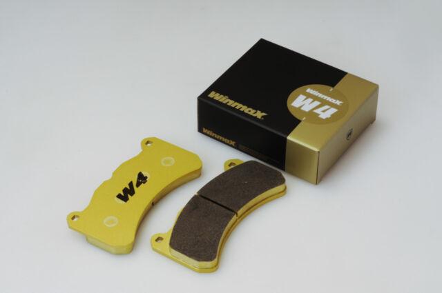 Winmax W4 Rear Brake Pad For ATENZA 01.08- GH5FS(SPORT)?25Z