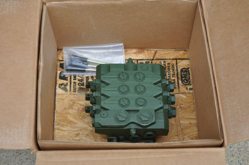 Parker 3 SPOOL VPL SERIES Hydraulic directional control Valve VAL3304-0004-062