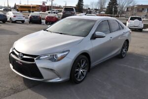 2015 Toyota Camry XSE 4CYL. FULLY LOADED