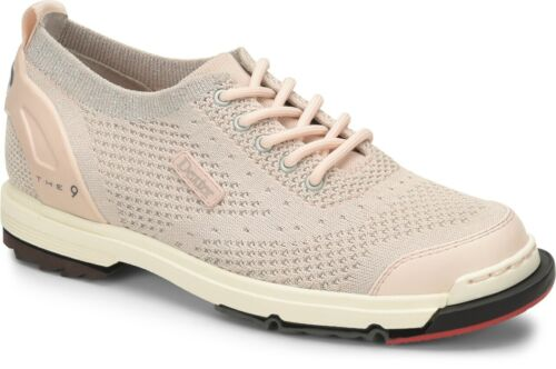 Dexter THE 9 ST Peach/Silver Womens Bowling Shoes