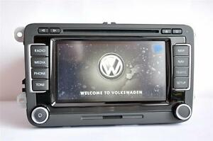 NEW-2014-VW-RNS-510-LED-DAB-sat-nav-navigation-Golf-Passat-Tiguan-Polo-Scirocco