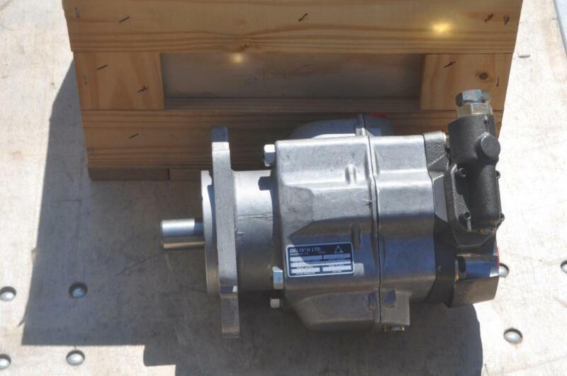Delta AP30B3C4A2L Hydraulic Pump 3500 PSI New