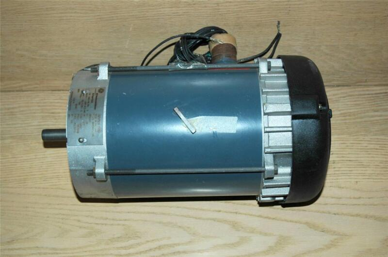 General Electric GE XP Motor 5K49JN4577AX 3/4 HP 230/460 V 1725 RPM Frame 56 NOS