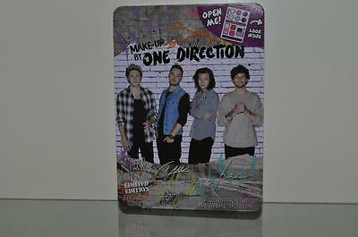 One Direction 1D Girls Makeup Gift Set Collectors Kit Tin Limited Edition NWT