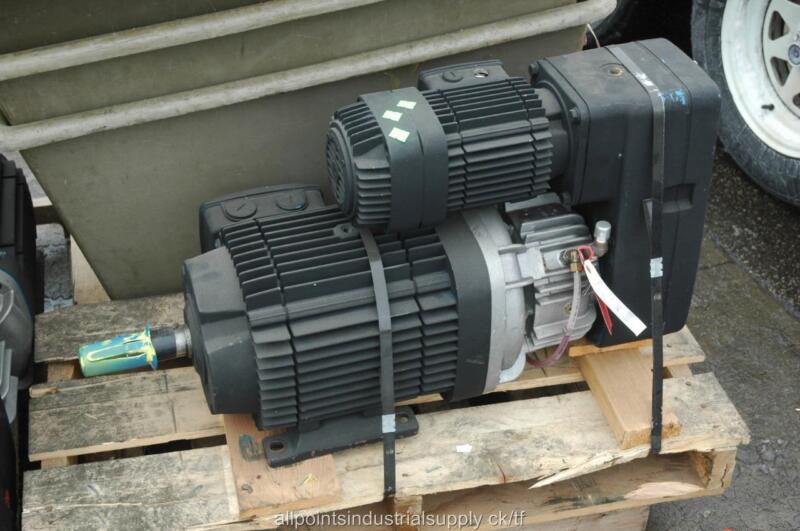 Demag KBA140B6 KBA-140-B6 KBA80 80 Crane Conical Rotor Brake Motor Drive - NOS