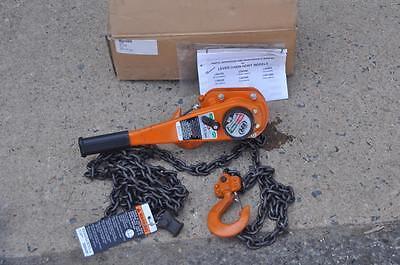 Ingersoll Rand L5h300-15 Ir Lever Chain Hoist 1-12 Ton Roughneck New