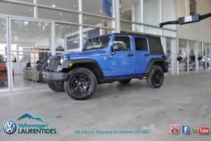 2016 Jeep Wrangler Unlimited Willys Wheeler WILLYS*BLUETOOTH*ELE