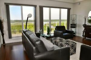 2 bedroom Luxury apartment at The Waterton pet friendly