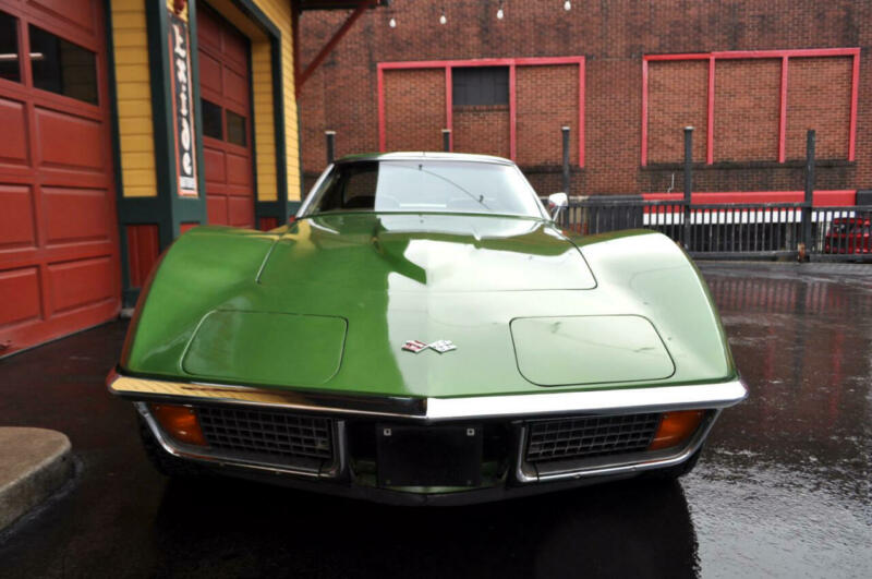 Image 10 Voiture American classic Chevrolet Corvette 1972
