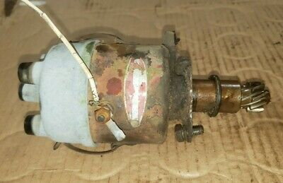 Massey Harris 33 Gas Tractor Distributor Assembly Auto Lite  Iad6004-2e Mh 44