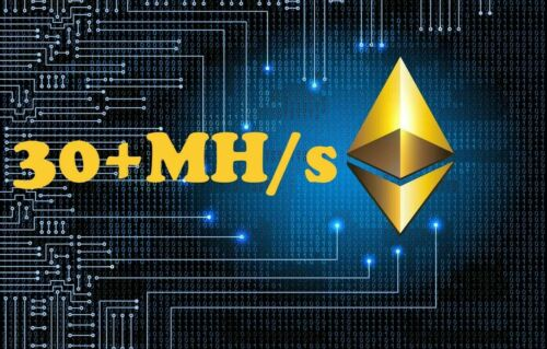 Ethereum Mining BIOS MOD 30+MH/s RX 470 480 570 580 590 4GB 8GB with Downvolting