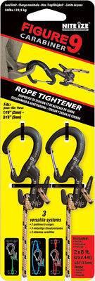 New Nite Ize Figure 9 Carabiner Small N01017