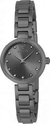 New Womens Invicta 22888 Gabrielle Union Steel Bracelet Watch