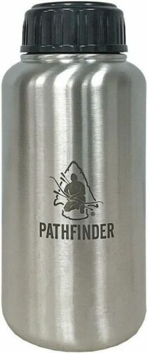 Pathfinder Gen 3 Wide Mouth Water Bottle Stainless And Silicone Construction