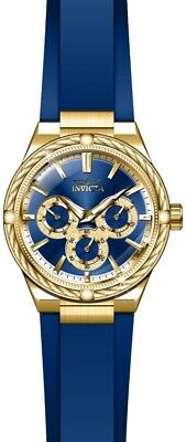 Invicta Bolt Quartz Blue Dial Ladies Watch 28908