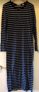 Country Road Long Sleeved Striped Dress Tewantin Noosa Area Preview