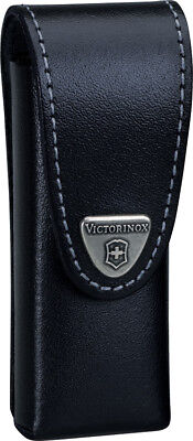 Victorinox 33246 Swiss Army Knife Tool Black Leather Belt Pouch Sheath