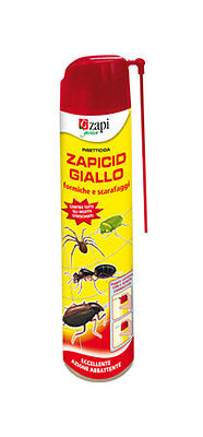 Insecticide Spray Against Ants Roaches Insects Crawling Zapicid (17802)