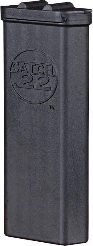 Marbles Knives Catch 22 Black Plastic Case Holds 50 .22LR Cartridges 960