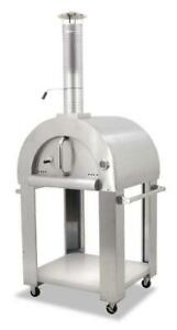 Wood Burning Pizza Oven ON SALE - Commercial Pizza Oven