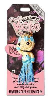 Watchover VoodooPuppe Hawaiianisches Hulamädchen - neu + OVP !