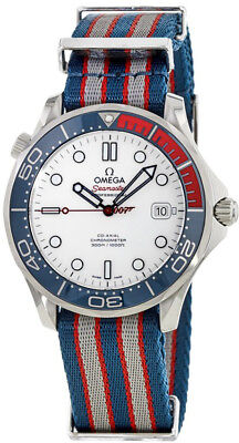 212.32.41.20.04.001 | BRAND NEW LIMITED EDITION OMEGA SEAMASTER COMMANDERS WATCH