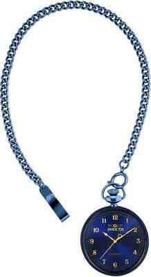 Invicta Vintage Automatic Blue Dial Men's Watch 34453