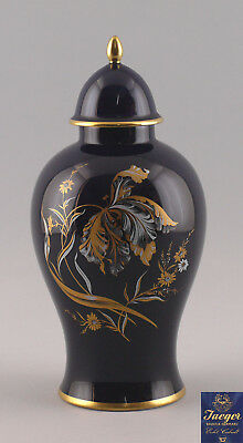 Size Cobalt Lid Vase Gold Uninstall Kor Jaeger Marktredwitz 99840187